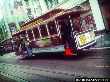Le mythique Cable Car de San Francisco