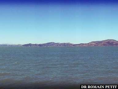 Panoramique de la baie de San Francisco