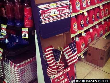 Patriotisme américain - exemple 2