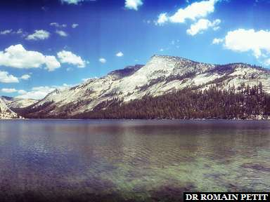 Tenaya Lake à Yosemite