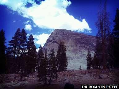 Lembert Dome à Yosemite