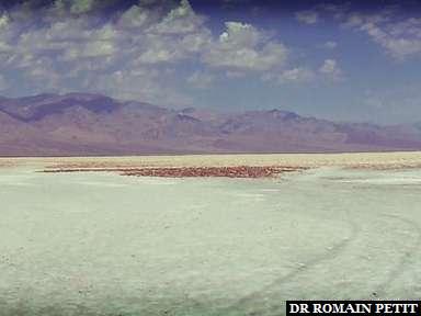 Badwater à Death Valley