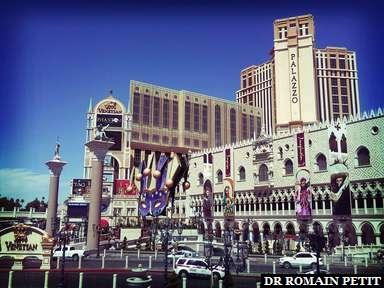 Venetian et Palazzo à Las Vegas
