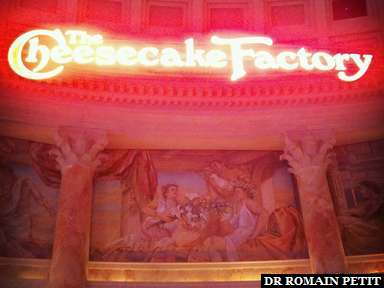 The Cheesecake Factory à Las Vegas