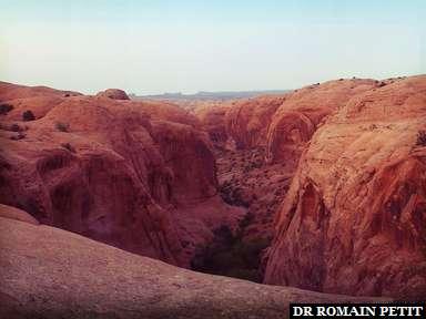 Canyon à Moab