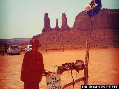 Les Navajos acceptent toutes les cartes de crédit