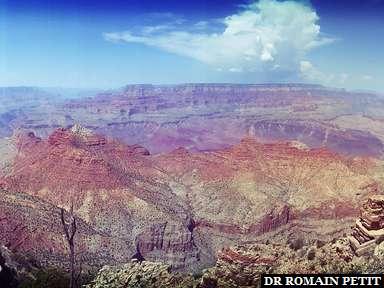 Grand Canyon depuis le Desert View