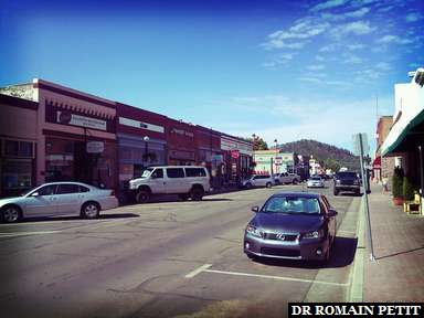 Route 66 à Williams, Arizona