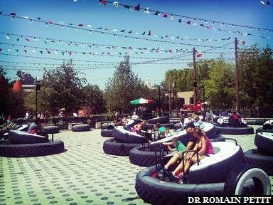 Luigi's Flying Tires à Disney California Adventure Park