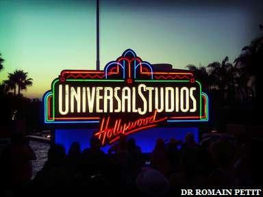 Logo Universal Studios Hollywood