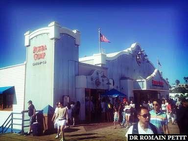 Bubba Gump Shrimp Co. à Santa Monica