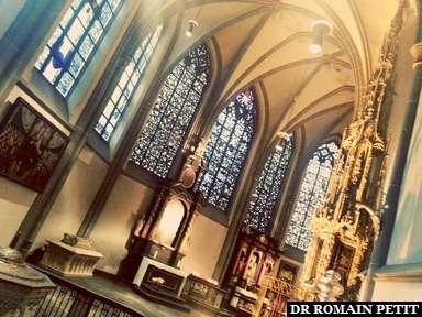 Basilique St. Lambert à Düsseldorf