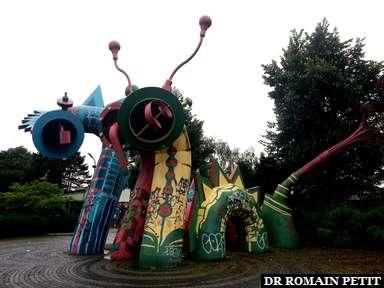 Nessie Family à Düsseldorf