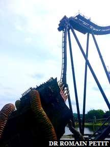 Krake à Heide Park
