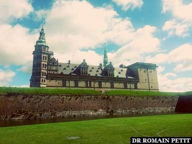 Kronborg Castle à Helsingør.
