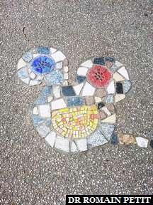 Hidden Mickey au Planten un Blomen à Hambourg?