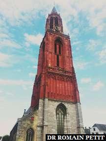 Sint Janskerk à Maastricht.
