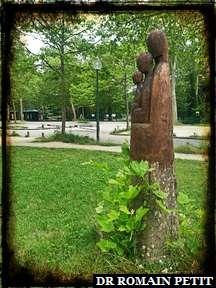 Sculpture sur bois du Goen