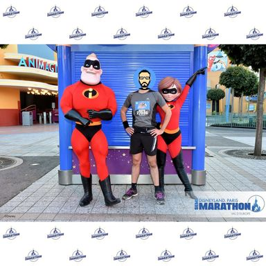 Rencontre avec Bob Parr (Mr. Incredible) et Helen Parr (Elastigirl)