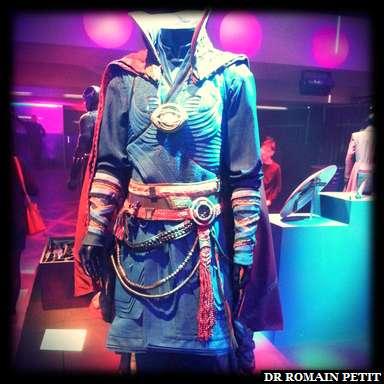Costume de Doctor Strange, personnage Marvel