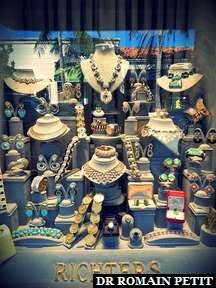 Boutique de diamants Richter's au 224 Worth Avenue, Palm Beach