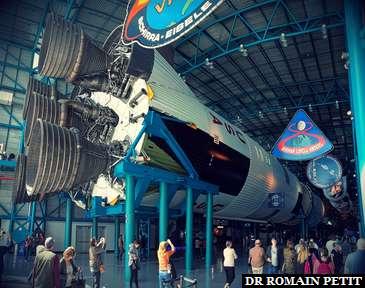 Fusée Apollo Saturn V au Kennedy Space Center