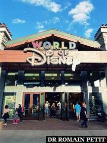 World of Disney, la plus grande boutique Disney de Walt Disney World à Disney Springs
