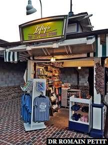Boutique pour gauchers à Disney Springs (WDW)