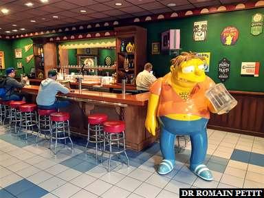 Bar Moe (Les Simpsons) à Universal Studios Florida