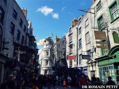 Diagon Alley (Harry Potter) à Universal Studios Florida