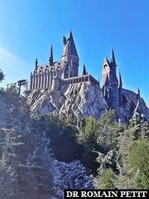 Château de Poudlard (Harry Potter) à Universal's Islands of Adventure