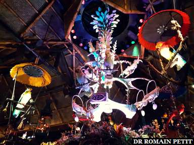 Spectacle Walt Disney's Enchanted Tiki Room à Magic Kingdom Park