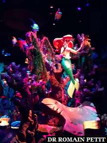 Attraction Under the Sea - Journey of the Little Mermaid à Magic Kingdom Park