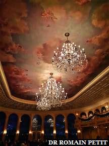 Dîner au restaurant Be Our Guest (La Belle et la Bête) à Magic Kingdom Park