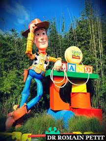 Entrée de Toy Story Land à Disney's Hollywood Studios