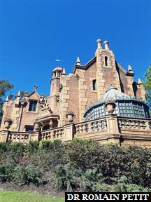 Attraction Haunted Mansion à Magic Kingdom Park