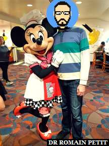 Rencontre avec Chef Minnie Mouse au restaurant Chef Mickey's au Disney's Contemporary Resort
