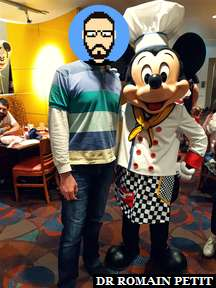 Rencontre avec Chef Mickey Mouse au restaurant Chef Mickey's au Disney's Contemporary Resort