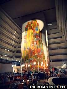 Mosaïque par Mary Blair au Disney's Contemporary Resort