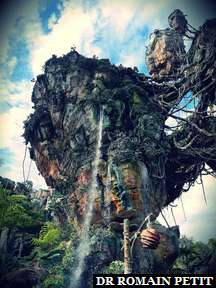 Cascade à Pandora (Avatar) à Disney's Animal Kingdom