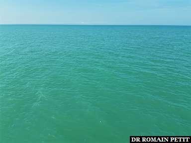 Golf du Mexique vu de la plage de Naples