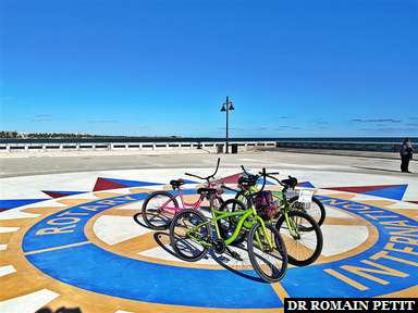 Vélos loués pour visiter Key West