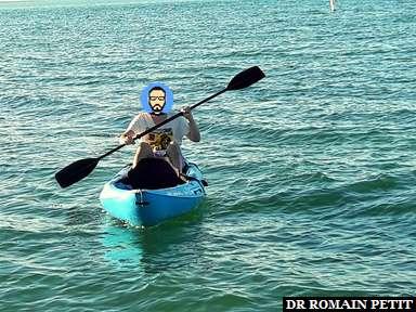 Séance de kayak à Key Largo
