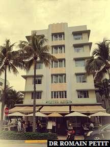 Bâtiment style Art Deco à Miami 2