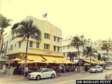 Bâtiment style Art Deco à Miami 4