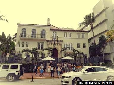 Casa Casuarina (propriété de Gianni Versace) à Miami