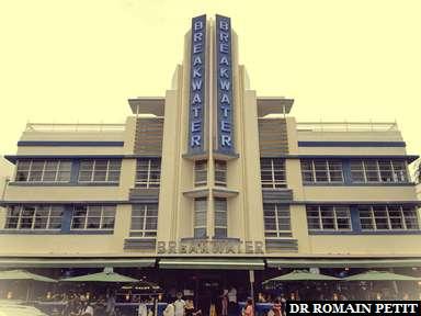 Bâtiment style Art Deco à Miami 5