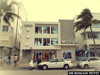 Bâtiment style Art Deco à Miami 6