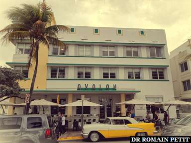 Bâtiment style Art Deco à Miami 7