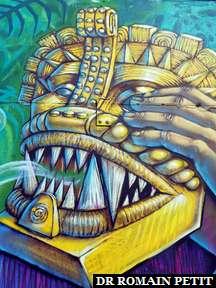 Fresque murale à Wynwood Walls à Miami 2
